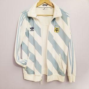 Adidas Argentina FIFA World Cup Retro Jacket
